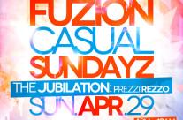 Club Fuzion – Event Promo.