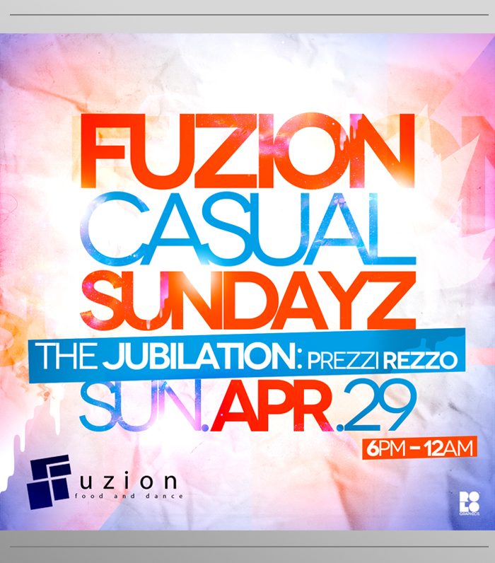 Club Fuzion – Event Promo.