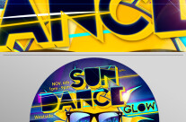 SunDance Glow – Event Promo.