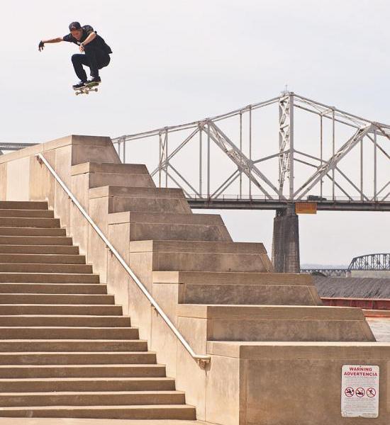 Gauge Skateboard NY