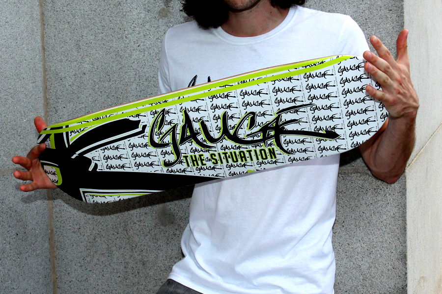Gauge Skateboards NY
