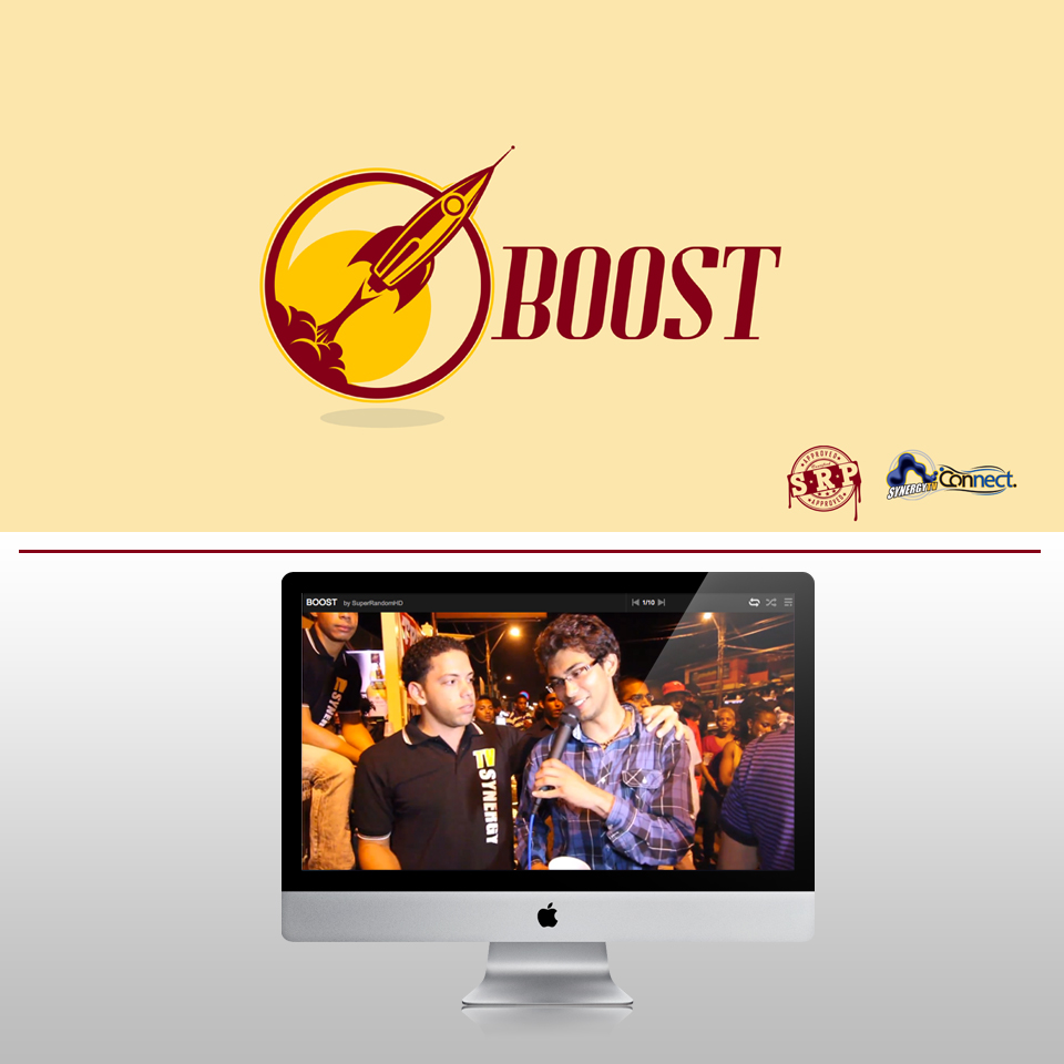 Boost – Interactive Game Show