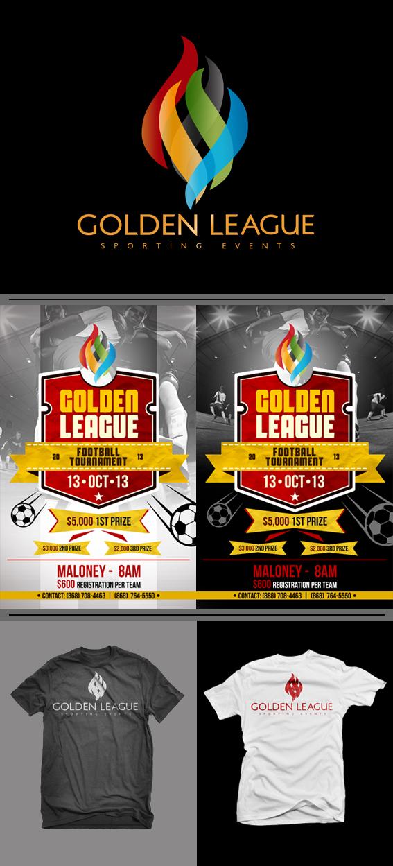 Golden League – Football Tournament