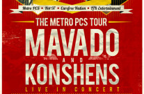 Mavado & Konshens Concert Promo
