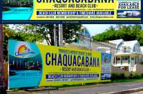 Chaquacabana Resort Banner